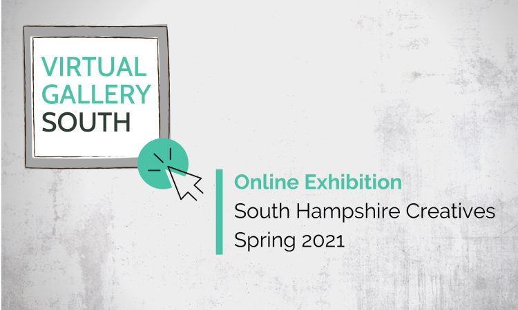 Virtual Gallery South - creative business online showcase.