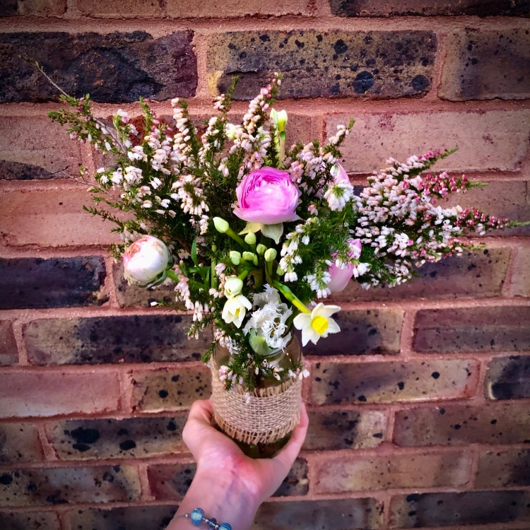 Bouquets from Petal & Bud Floristry